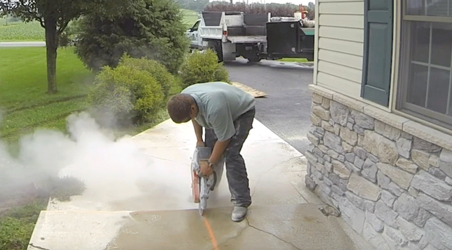how much silica dust is harmful