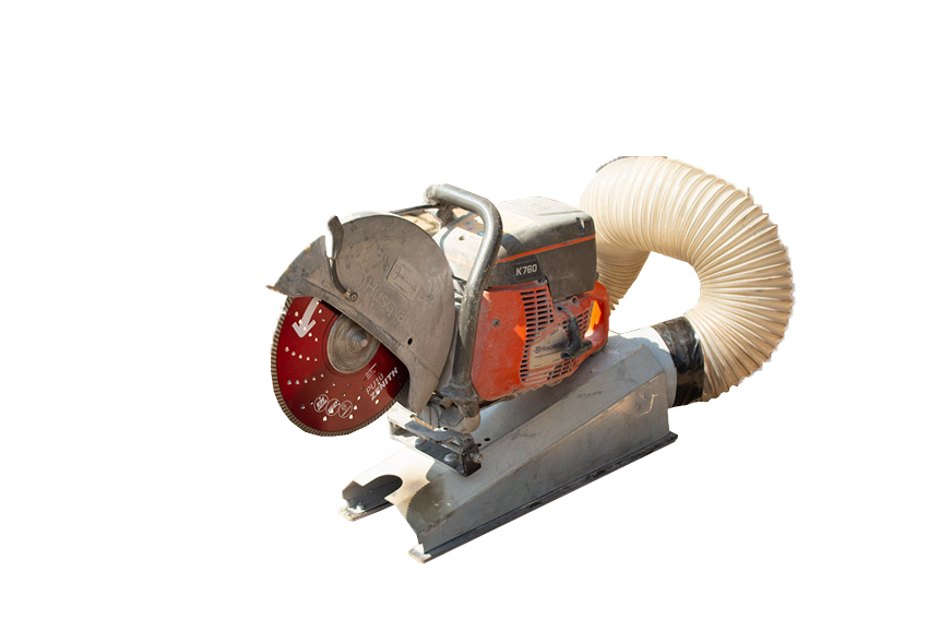 dust xtractor saw
