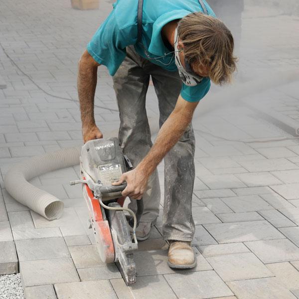 dust control for concrete